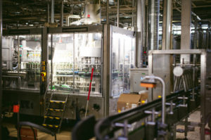 Beverage Manufacturing Process