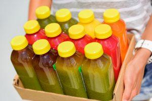 juice bottling company