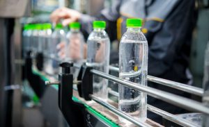 how beverages are bottled and packed in a factory