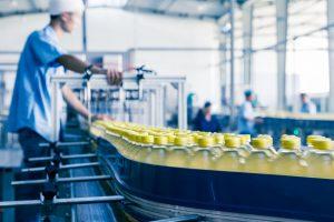 beverage production company