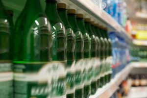 Contract bottling services